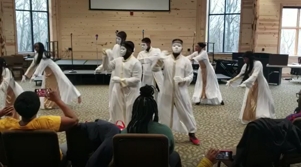 Camp 2019 Praise Dance II