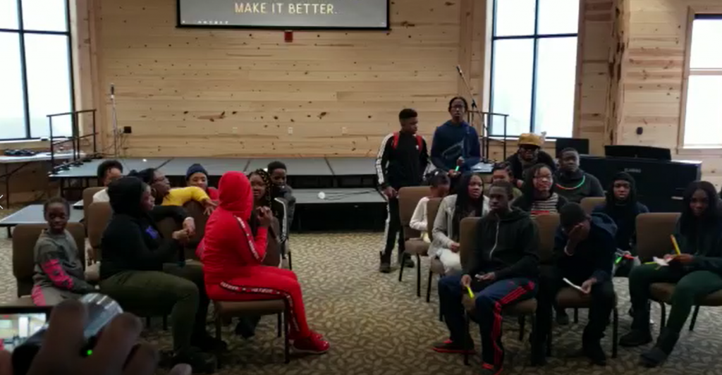 Camp 2019 Team Skit Intro